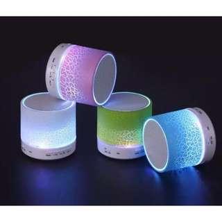 🚚 彩繪燈光A9 藍芽音箱喇叭