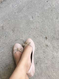 Doll shoes from Payless