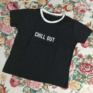 Chill Out Croptop