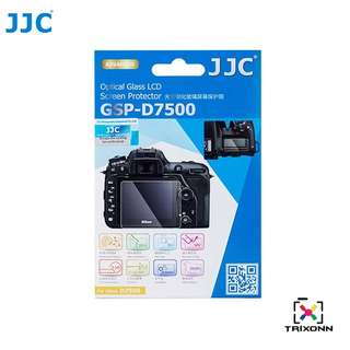 JJC GSP-D7500 Tempered Optical Glass Camera Screen Protector 9H Hardness For NIKON D7500