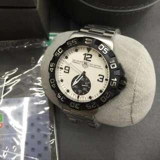 Tag f1 watch