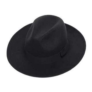 🚚 全新/原價1350$ 羊毛英倫禮帽-深灰