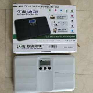 Multipurpose portable scale