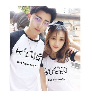New 2018 KoreanStyle Couple T-Shirt