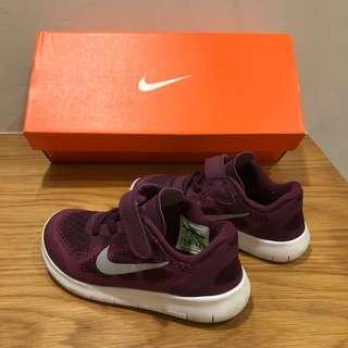 Nike kids free run 小童運動鞋 - 10C