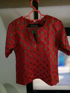 Girl Baju Kurung Set Sz 1