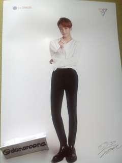 Jeonghan the SAEM poster