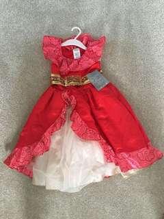 🚚 Brand new Disney Princess Elena dress