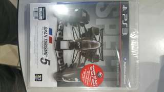 PS3 Games (brand new/sealed) gt5 and nba2k12