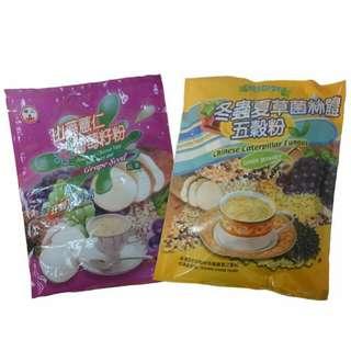 台灣入口 樺山 沖泡飲品 可加燕麥當作代餐 方便㩗帶 下午茶/早餐