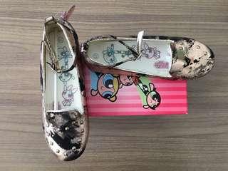 ORIGINAL Power Puff Girls Shoes
