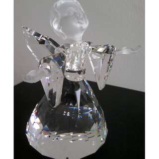 78 Swarovski Crystal - Angel (Signed)