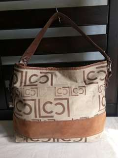Authentic Liz claiborne hobo bag