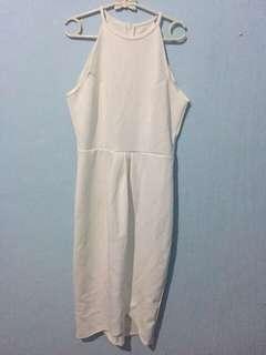 Midi Dress #mausupreme