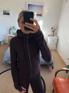 Lululemon 'Press Pause' hoodie