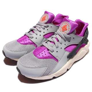 NIKE 武士鞋 紫灰(可議)