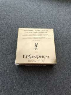Authentic YSL compact foundation