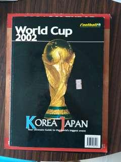 World Cup. Korea. Japan. 2002. Asia.