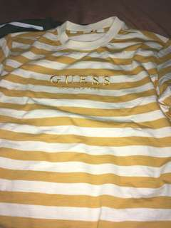 ASAP ROCKY GUESS TEE AUTHENTIC 2018
