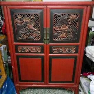 中式家具 古董櫃