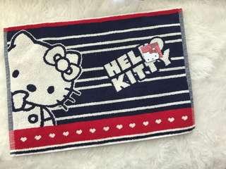 Handuk keset hello kitty 2