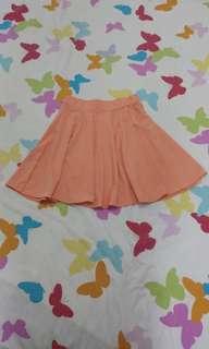 Skater Skirt - Peach