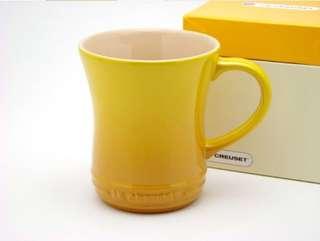 Tiffany衣跪 le creuset 漸層黃色馬克杯 水杯 咖啡杯