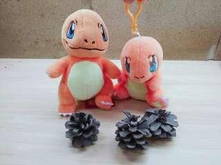 🚚 [神奇寶貝]小火龍娃娃吊飾