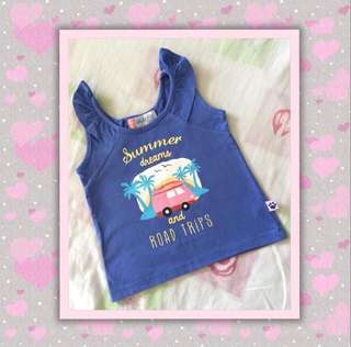 Big & Small Co. Top for Baby Girl