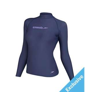 Women's Long Sleeved Rashguard