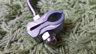 Vespa mirrow clip 2pcs in one pair
