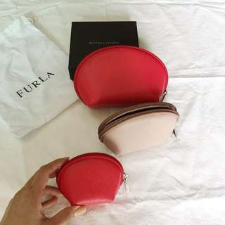 Furla 芙拉 零錢包 小包 包中包 正品
