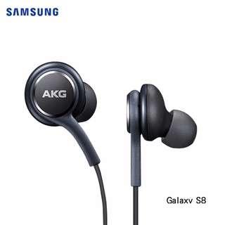三星 Samsung EO-IG955 Galaxy S8 /S8+ AKG 水貨耳機 headphone Handfree