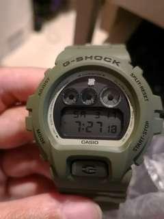 DW-6901UR 日版 G-shock X Undefeated  Casio