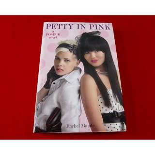 Petty In Pink by Rachel Maude