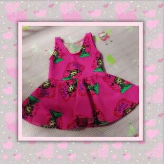 Sofia the 1st Baby Dress