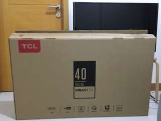 TCL 40S4900 Digital and Internet TV 40 inches