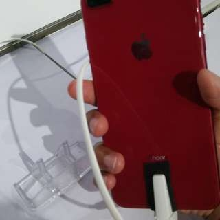 Apple i phone 8 plus RED limitied edition