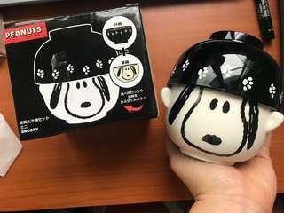 Snoopy 茶碗