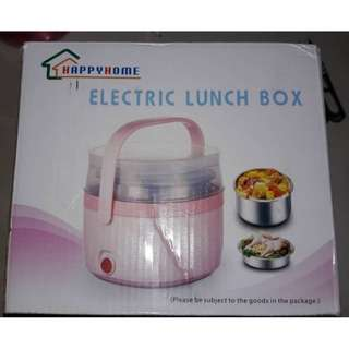 [ NEW ] Multifunction Lunch Box/rice cooker/steamer
