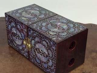 高麗老首飾盒