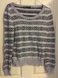 Dotti grey jumper size XS