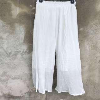 White Culottes