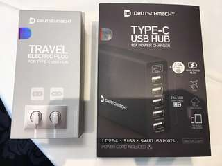 10A Power USB HUB