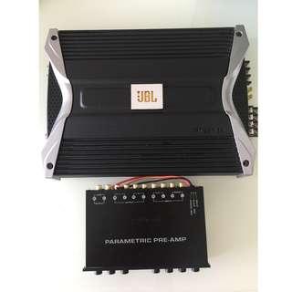 JBL Amplifier