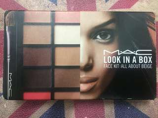 MAC: LOOK IN THE BOX FACE KIT