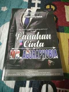 Panahan Cinta Mr.Agoraphobia