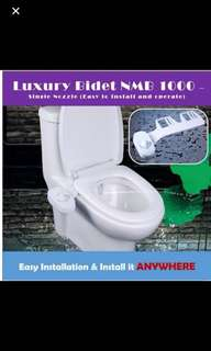 Brand new NMB 1000 non electric bidet