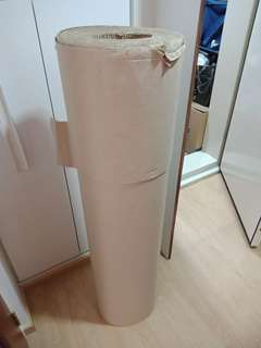 Protective cardboard for furniture and flooring