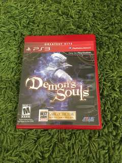 PS3 Demon Souls